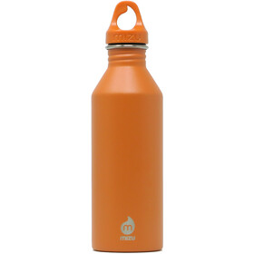 MIZU M8 Bottle 750ml, burned orange